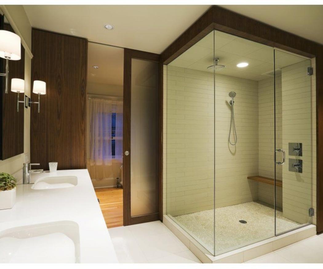 Cómo ganar espacio en los baños