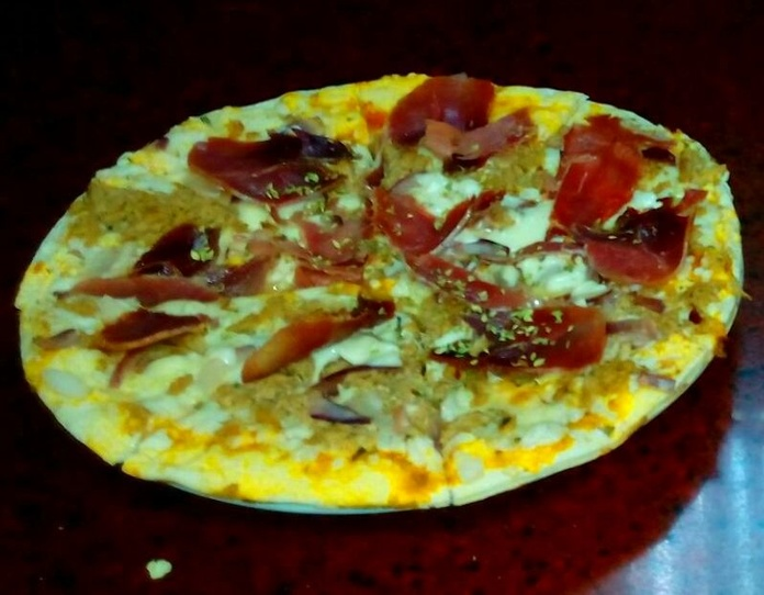 pizzas muy ricas !!!