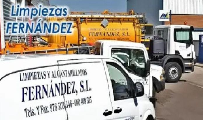 Nuestro equipo: Nuestros servicios de Limpiezas y Alcantarillados Fernández