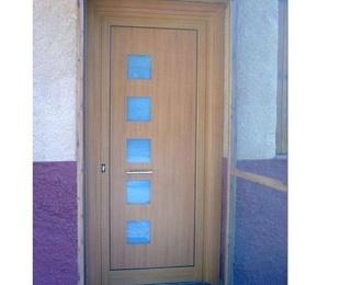 Estilos de puertas
