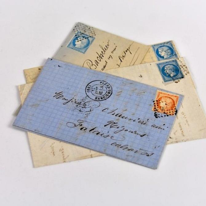 Algunas curiosidades sobre los sellos postales (I)