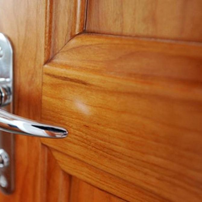 Últimas tendencias en puertas de madera