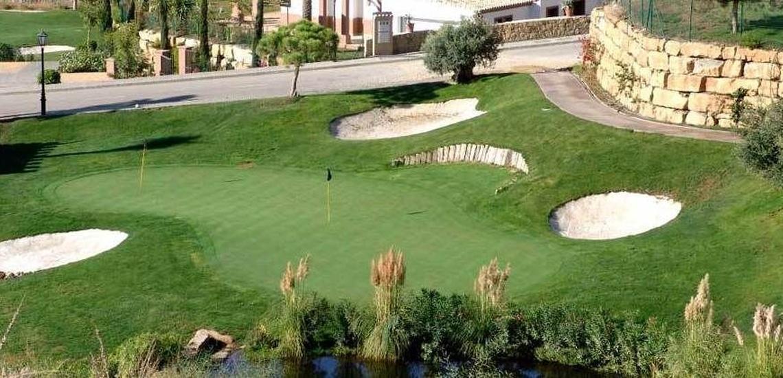 Diseño y construcción de campos de golf por empresa de jardinería en Málaga