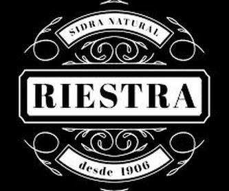 Sidra Natural Ribayu: Productos de Sidra Riestra