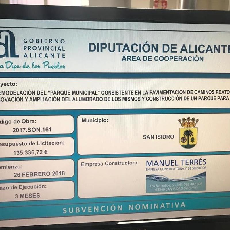 Rotulación, Alicante, Flama Levante.