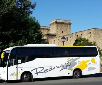 BUS VIP: Servicios de autocar de Autocares Redruejo