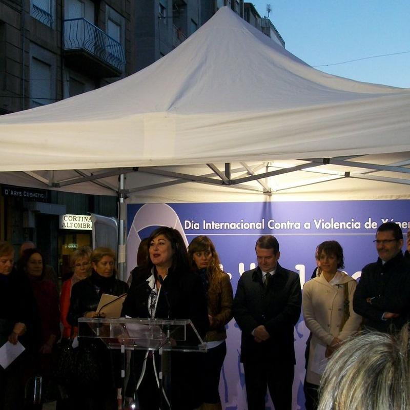 iluminación para pasarelas en Vigo