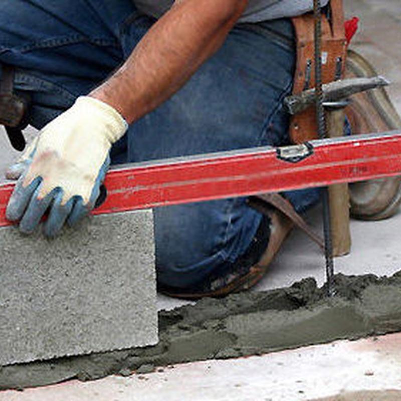 Servicios integrales de construcción: Trabajos de Construcciones Reformas Hermanos Bordetas