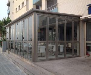 Estructuras para oficinas y locales comerciales