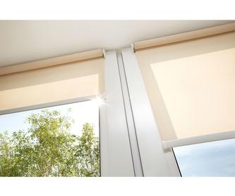 Puertas y ventanas de PVC: Productos  de Sevimad