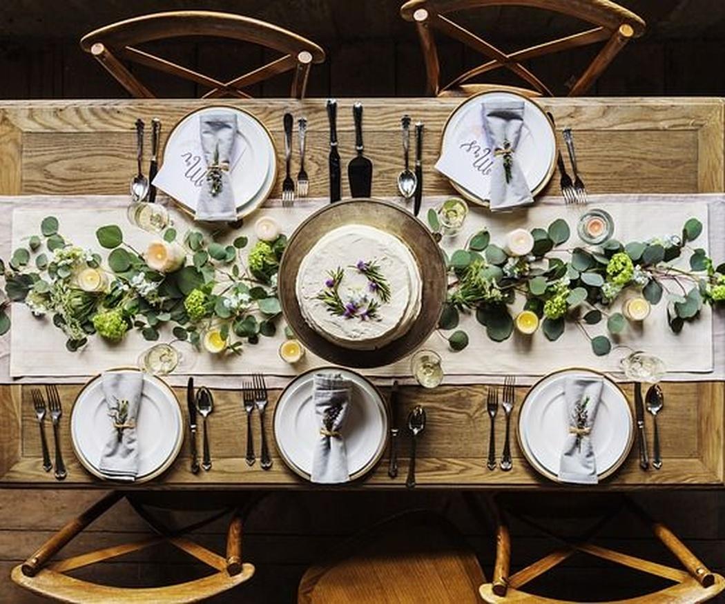 Tipos de mesas para el comedor