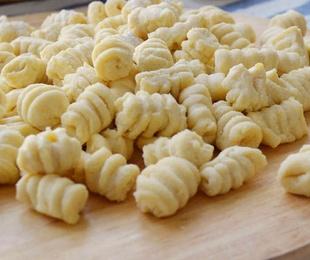 Gnocchi fresco de patata