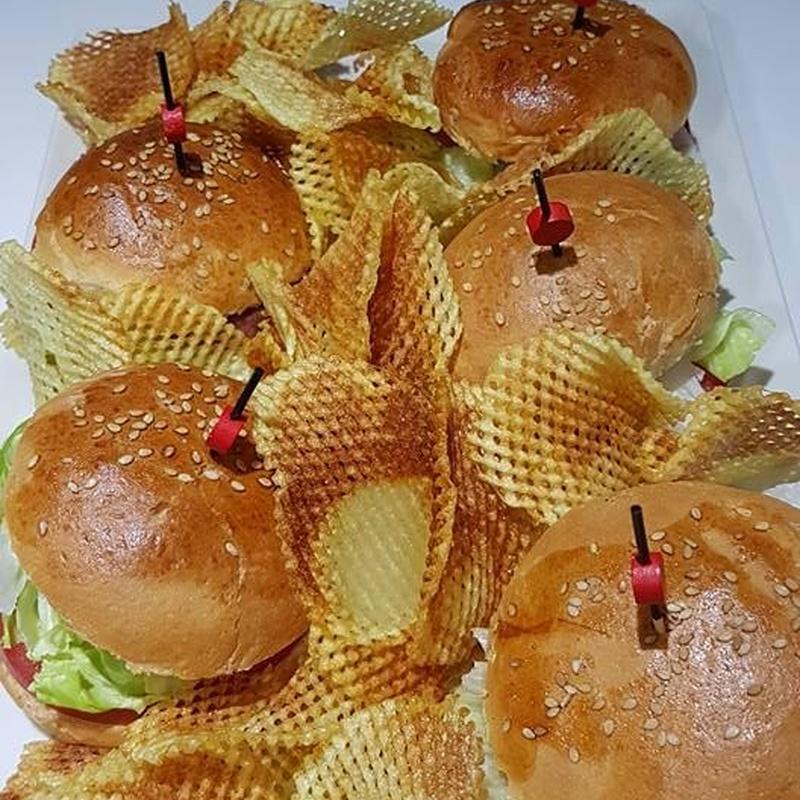 Bocadillos y hamburguesas: Bar de Tapas de Sorgo's