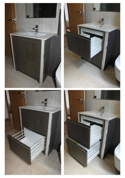 Baño en polilaminado: Productos y servicios de Salgonzalez