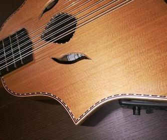 Fabricación propia de instrumentos musicales