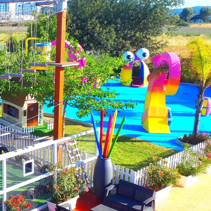Piruleto Splash: Nuestros servicios de Gran Piruleto Park