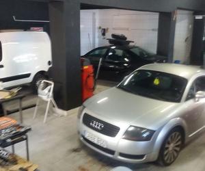 Mecánica en general y limpieza de vehículos
