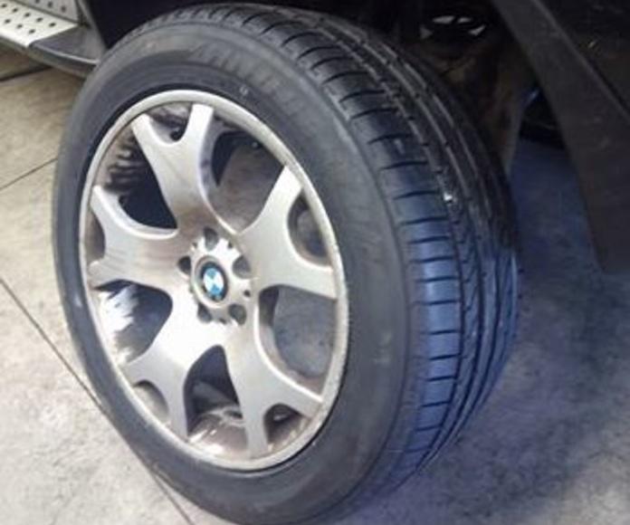 BMW X5: Servicios de DG Autointegral