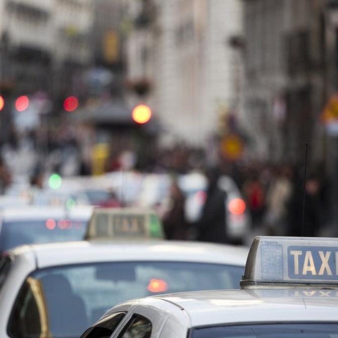 Ventajas del taxi para las empresas