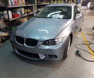 Reparacion de BMW en nuestro taller.