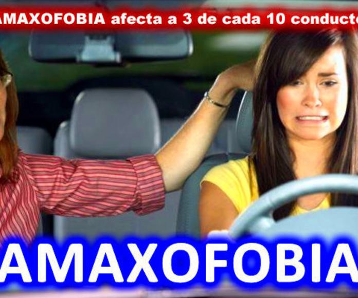Curso amaxofobia / Autoescuelas San Cristóbal Ourense