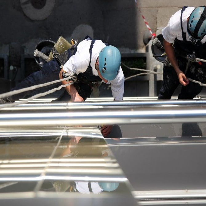 Los trabajos verticales son más seguros de lo que imaginas (I)