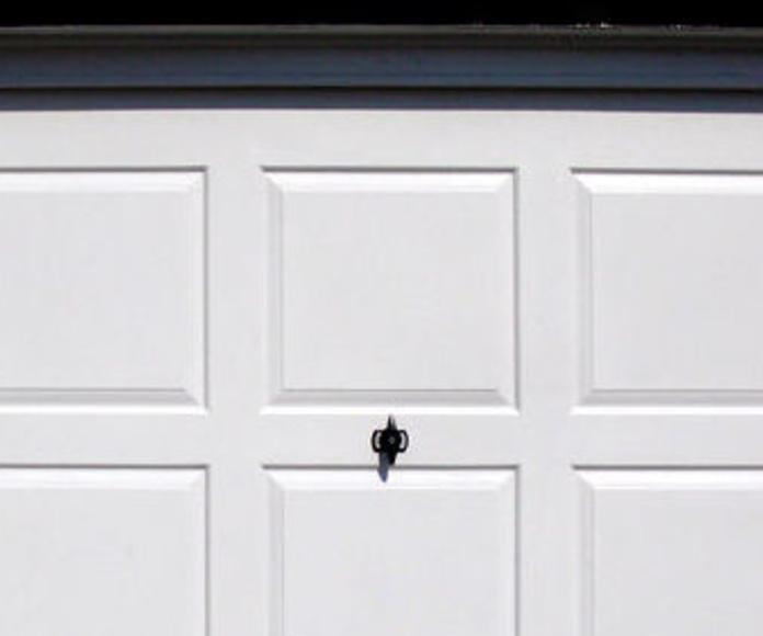 Puerta garaje PVC Asturias