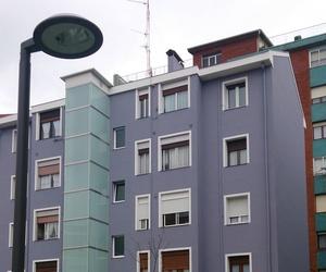 Dirección de obra de fachada en Sate