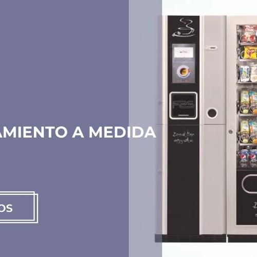 Máquinas de café y vending en Avilés | Cafesprint