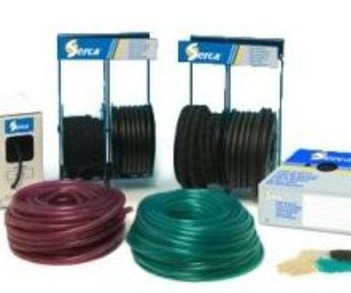 Productos marca Serca: Productos de Repuestos Real, S.L.