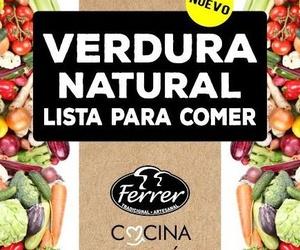 VERDURA COCINADA AL VACÍO FERRER