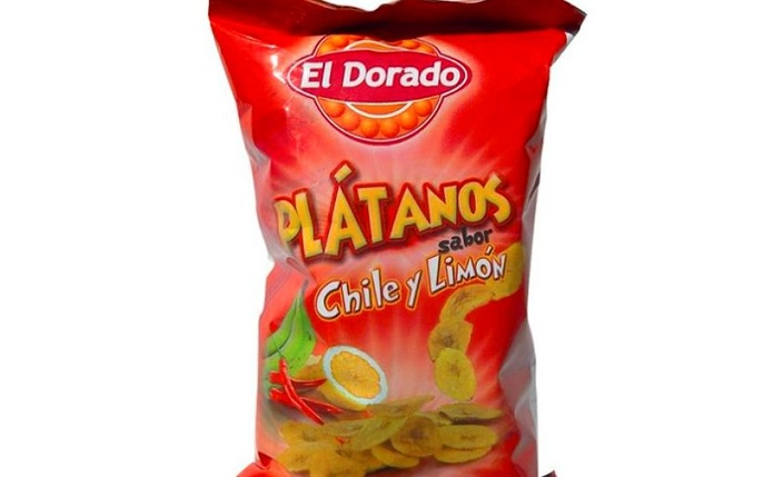 El dorado chile/limón: PRODUCTOS de La Cabaña 5 continentes