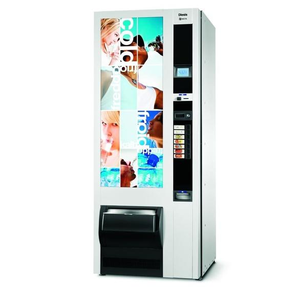 Máquinas de bebidas frías: Productos y servicios de Dixmar Vending