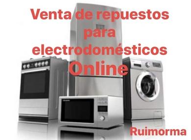 Repuestos y accesorios para electrodomésticos Online