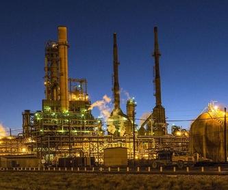 Suministro para la industria petroquímica