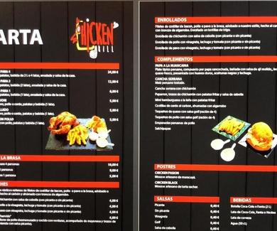 Carta Chicken Grill