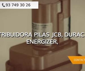 Baterías, acumuladores y pilas en Sant Quirze del Vallès | Jesfeltom, S. L.