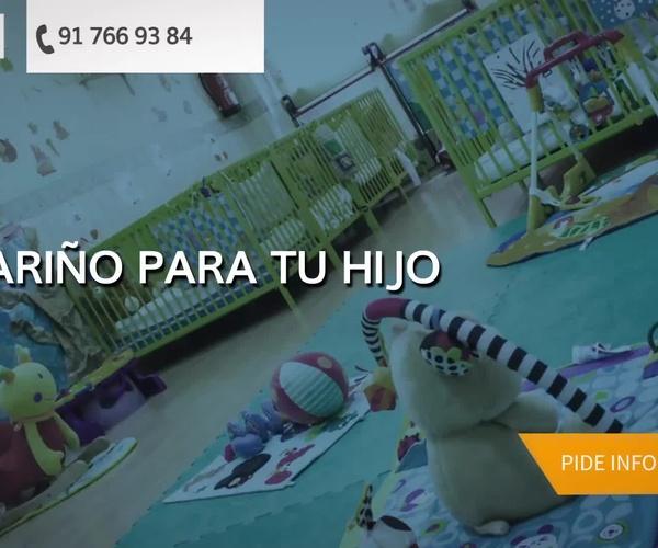 Escuela infantil bilingüe en Hortaleza: Escuela Infantil Sandy | Escuela Infantil Sandy