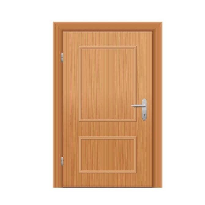 Por qué elegir madera para tus puertas de interior