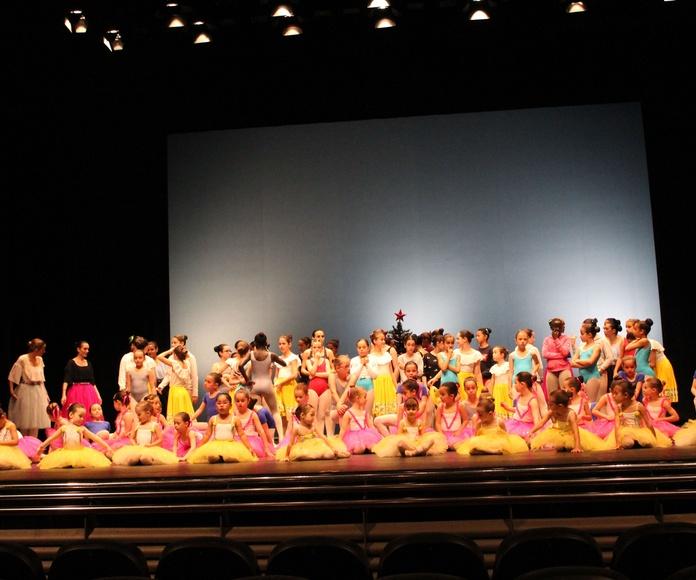 BALLET CLASICO PARA NIÑOS , JOVENES Y ADULTOS: Catálogo de Actividades  de Estudio de Ballet Ana Mª Aurrecoechea
