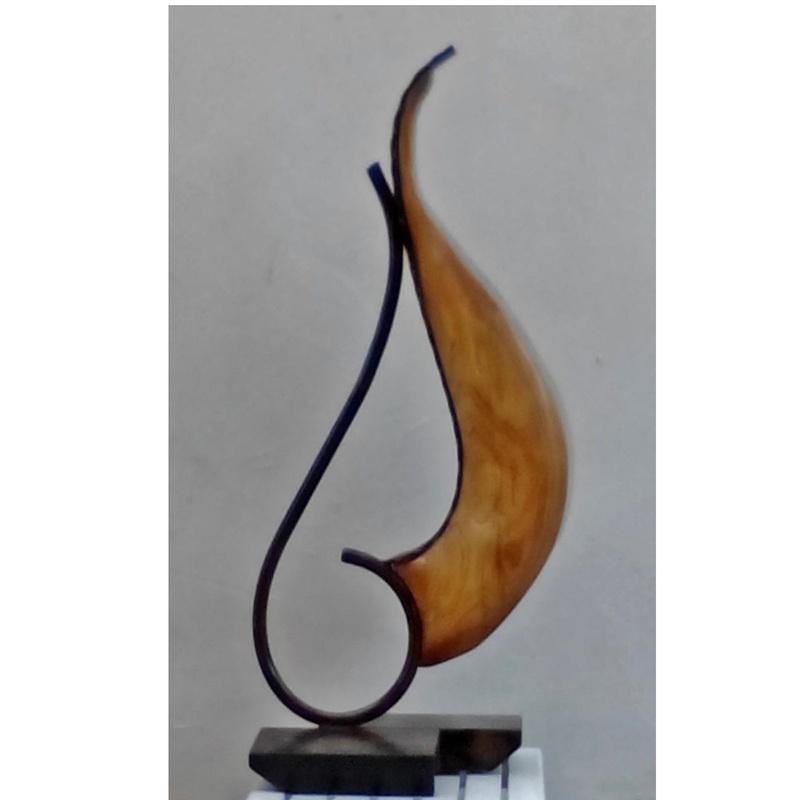Duetto: Esculturas de Antonia Dávalos