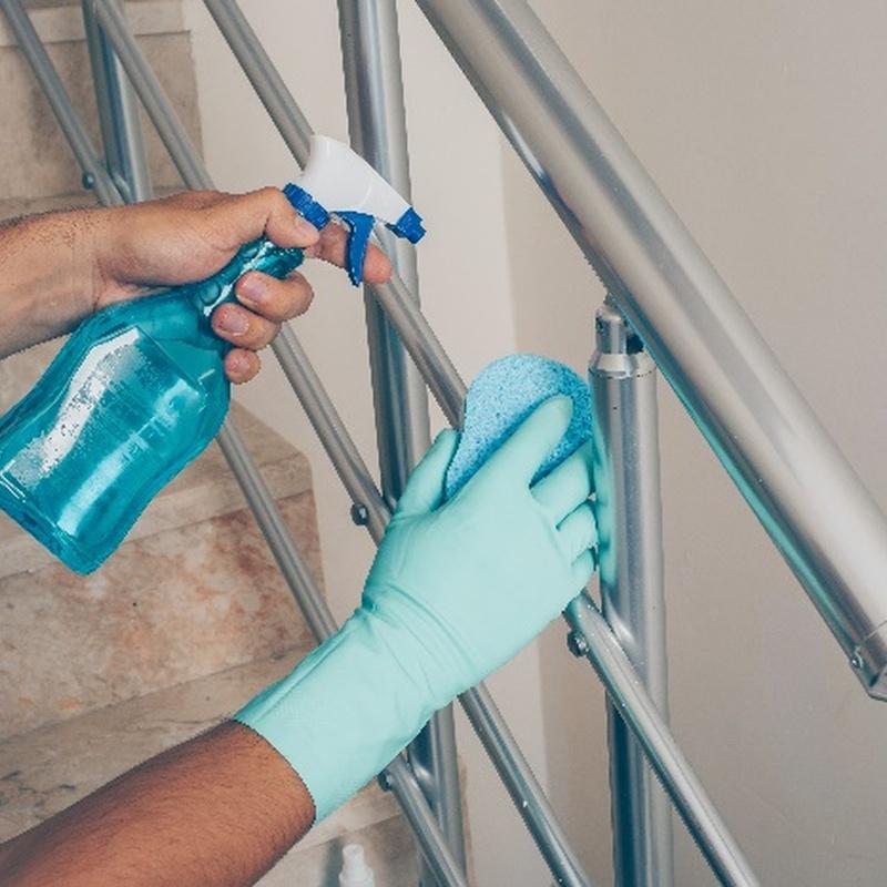 Comunidades y particulares: Servicios de Colim Limpiezas