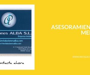 Instalaciones industriales de fontanería y gas en Torrente | Instalaciones Alba