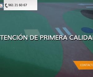 Suelos para parques infantiles en Valencia | ElastyPark