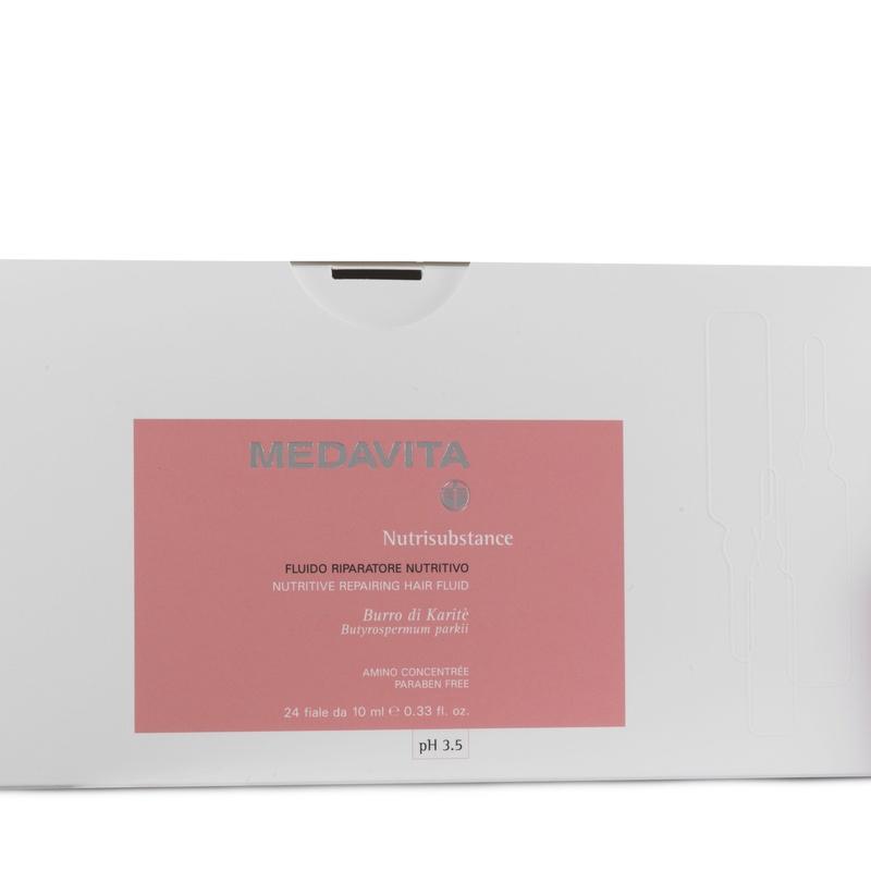 Fluido Reparador Nutritivo. Ampollas 10ml x 24unid.  pH 3,5