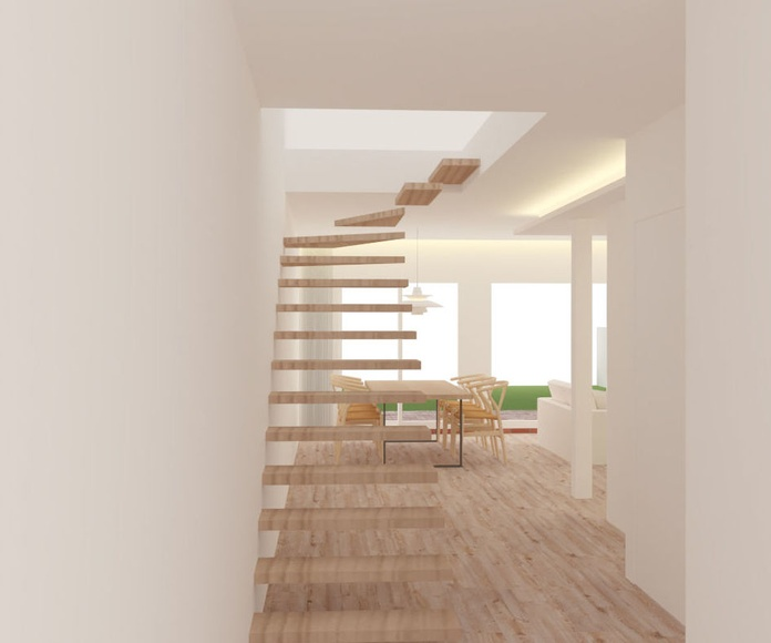 Work In Progress: Proyectos  architectsitges.com de FPM Arquitectura