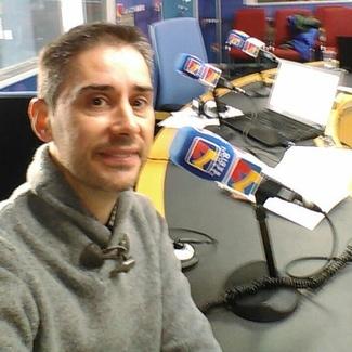 Entrevista en  ARAGON RADIO