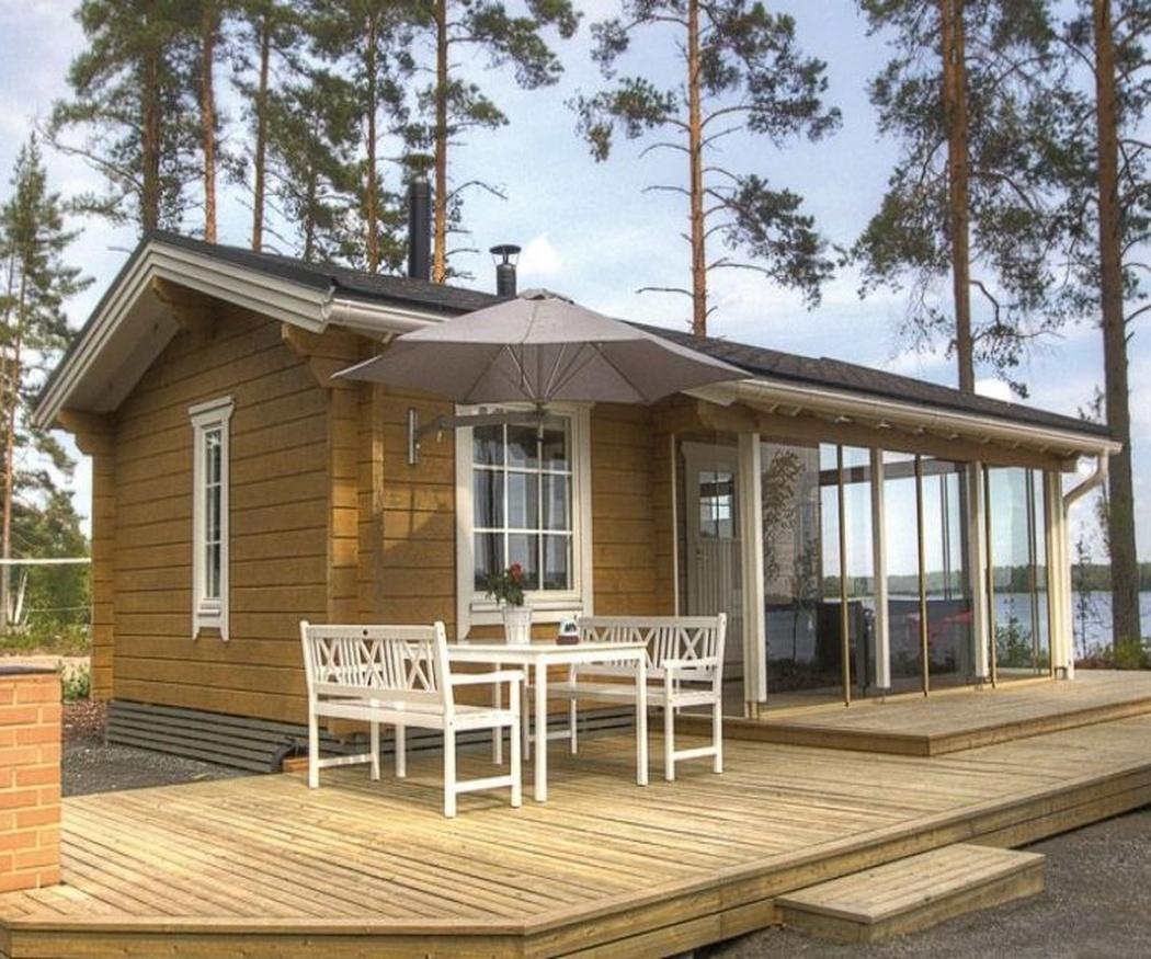 Dónde poner una casa de madera