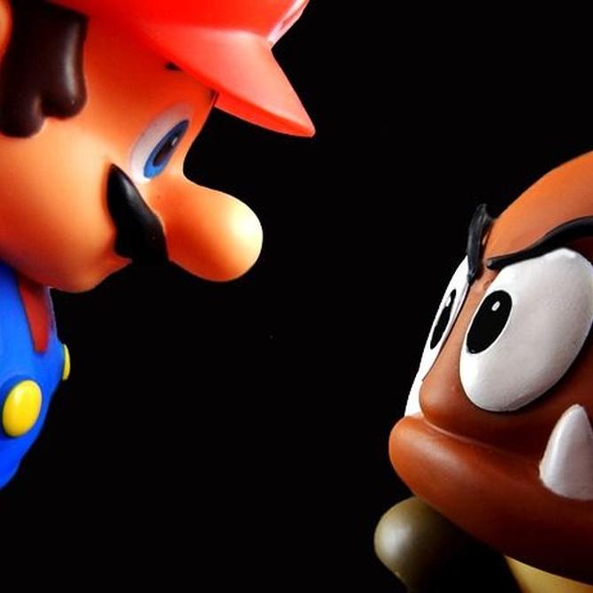 El origen de Super Mario está en el arcade