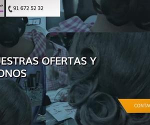 Recogidos de pelo en Coslada | Juan Antonio Peluqueros